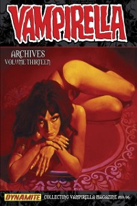 Cover Vampirella Archives Vol 13