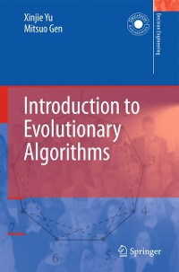 Cover Introduction to Evolutionary Algorithms