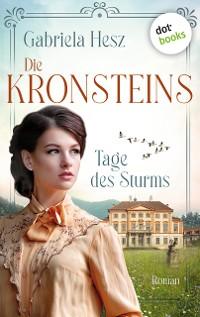 Cover DIE KRONSTEINS – Tage des Sturms