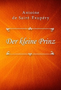 Cover Der kleine Prinz