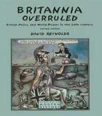 Cover Britannia Overruled