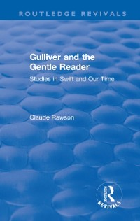 Cover Routledge Revivals: Gulliver and the Gentle Reader (1991)