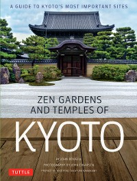 Cover Zen Gardens and Temples of Kyoto