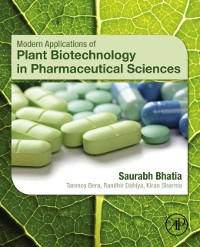 Cover Modern Applications of Plant Biotechnology in Pharmaceutical Sciences