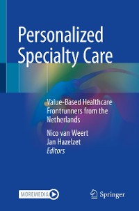 Cover Personalized Specialty Care