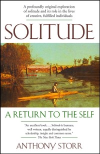 Cover Solitude a Return to the Self