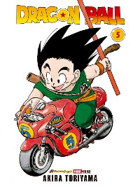 Cover Dragon Ball 5