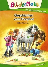 Cover Bildermaus - Geschichten vom Ponyhof
