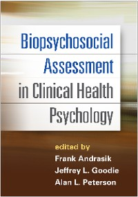 Cover Biopsychosocial Assessment in Clinical Health Psychology