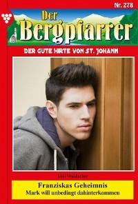 Cover Der Bergpfarrer 278 – Heimatroman