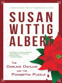 Cover The Darling Dahlias and the Poinsettia Puzzle