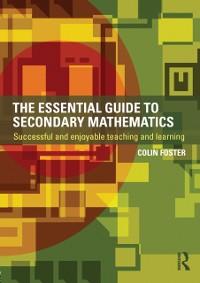 Cover Essential Guide to Secondary Mathematics