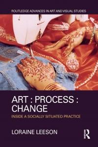 Cover Art : Process : Change