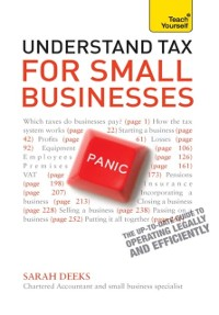 Cover Understand Tax for Small Businesses: Teach Yourself Ebook Epub