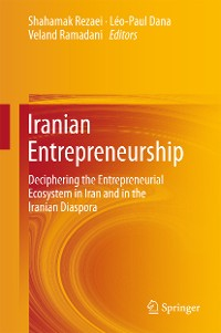 Cover Iranian Entrepreneurship