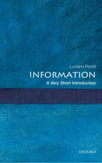 Cover Information: A Very Short Introduction