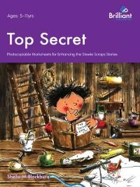 Cover Top Secret - Stewie Scraps Teacher Resource