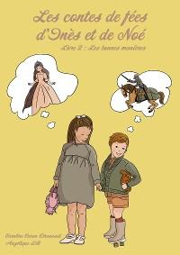 Cover Les contes de fée d'Inès et de Noé