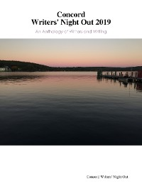 Cover Concord Writers' Night Out 2019: An Anthology of Writers and Writing