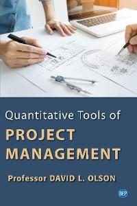 Cover Quantitative Tools of Project Management