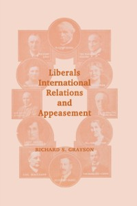 Cover Liberals, International Relations and Appeasement