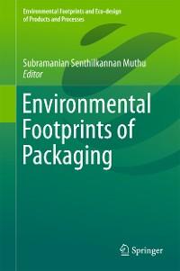 Cover Environmental Footprints of Packaging