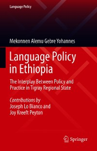 Cover Language Policy in Ethiopia