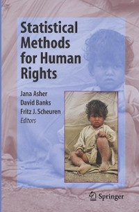 Cover Statistical Methods for Human Rights