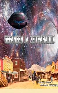 Cover Gefangen im Zeitparadox