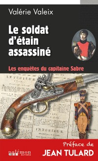 Cover Le soldat d'étain assassiné