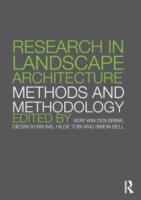 Cover Research in Landscape Architecture