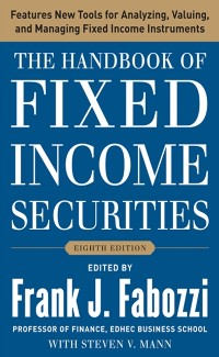 Cover Handbook of Fixed Income Securities, Eighth Edition