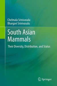 Cover South Asian Mammals