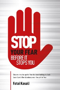 Cover Stop Your Fear