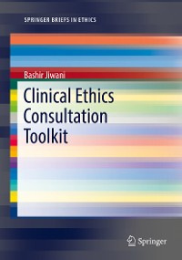 Cover Clinical Ethics Consultation Toolkit