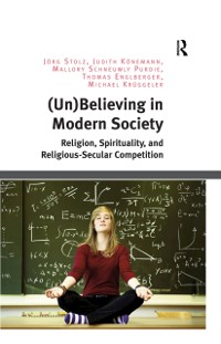 Cover (Un)Believing in Modern Society