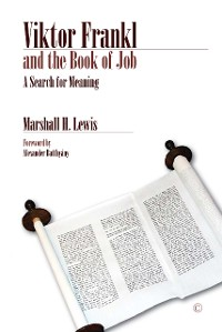 Cover Viktor Frankl and the Book of Job