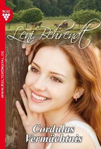 Cover Leni Behrendt 62 - Liebesroman