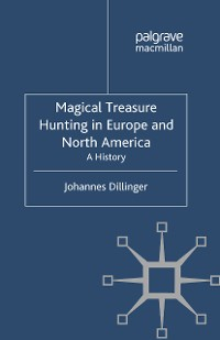 Cover Magical Treasure Hunting in Europe and North America