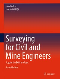Cover Surveying for Civil and Mine Engineers
