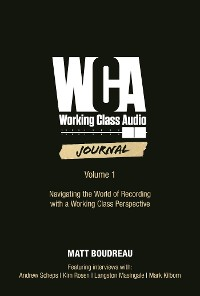 Cover Working Class Audio Journal