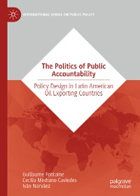 Cover The Politics of Public Accountability