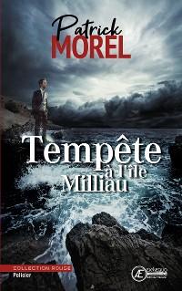 Cover Tempête à l'île Milliau