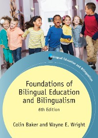 Cover Foundations of Bilingual Education and Bilingualism