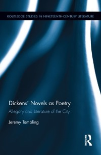 Cover Dickens' Novels as Poetry