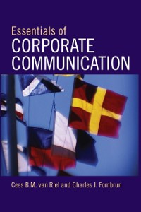 Cover Essentials of Corporate Communication