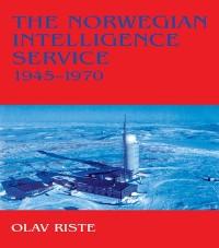 Cover Norwegian Intelligence Service, 1945-1970
