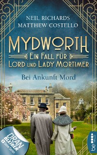 Cover Mydworth - Bei Ankunft Mord