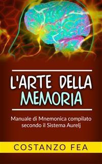Cover L'arte della memoria