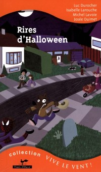 Cover Rires d'Halloween